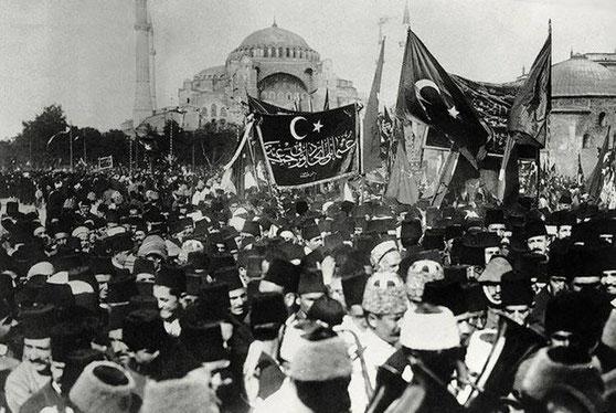 »Hagia Sophia – Ein imperiales Politikum«